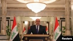 အီရတ္ဝန္ႀကီးခ်ဳပ္ Haider al-Abadi