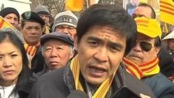 Người Việt hải ngoại vận động Mỹ thúc đẩy nhân quyền cho VN