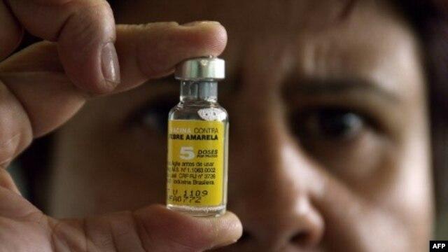 Une campagne de vaccination contre la fièvre jaune est en cours au Darfour