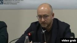generalni sekretar Evropske federacije novinara Rikardo Gutierez