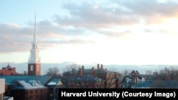 麻萨诸塞州的哈佛大学(2010年1月12日)