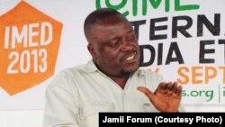 Simon Mkina msemaji wa Jamii Forum