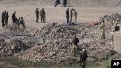 بنوں: خودکش دھماکے میں 6 فوجی ہلاک