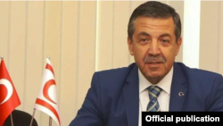 KKTC Dışişleri Bakanı Tahsin Ertuğruloğlu