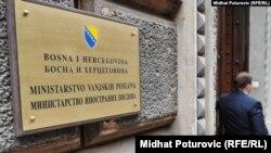 Ministarstvo vanjskih poslova BiH