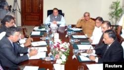 وزیراعظم کی زیرصدارت اجلاس (فائل فوٹو)