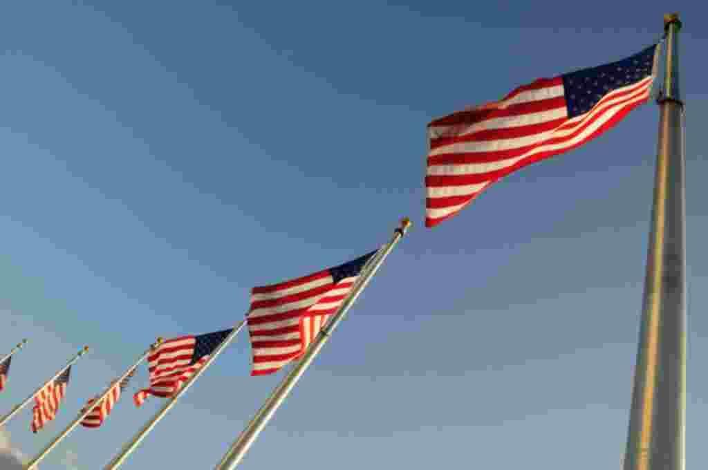 El Día de la Bandera de Estados Unidos fue proclamado por el presidente Wilson en 1916 y establecido por el Congreso en 1949.