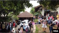 Gedung sekolah RLC di Cisarua, Bogor