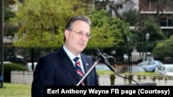 Earl Anthony Wayne