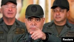 Venezuela Savunma Bakanı Padrino Lopez