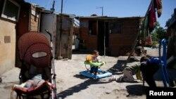 스페인 마드리드 교외에 위치한 집시 마을. (자료사진)