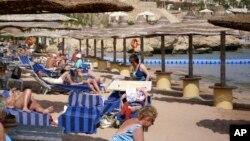 شهر ساحل شرم الشیخ در مصر