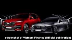 Vietnamese automaker VinFast debuted two cars at the Paris Motor Show on October 2.
