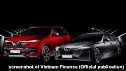 Hãng ô tô VinFast của Việt Nam sắp cho ra mắt hai mẫu xe tại triển lãm ô tô Paris, 2/10/2018