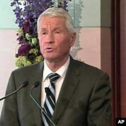 Thorbjoern Jagland, Chairman of the Nobel Committee