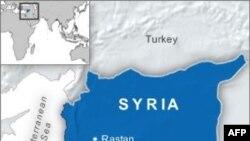 Số tử vong gia tăng trong các vụ đàn áp ở miền trung Syria