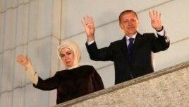 Erdogani deklaron fitore në zgjedhje
