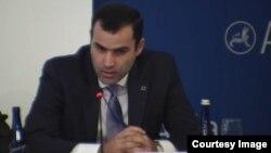 Farhod Salim, Tojikistonning AQShdagi elchisi