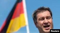 Прем'єр-міністр Баварії Маркус Зедер скритикував рішення США про виведення військ і висловив сподівання, що наступна американська адміністрація може скасувати план