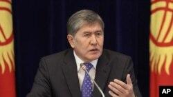 """Киргистан: Американската база """"опасна"""""""