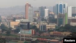 Kampala capitale de l'Ouganda, le 4 juillet 2016