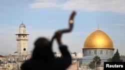 بیت المقدس د اسراییل او فلسطینانو ترمنځ د روان کړکیج یوه تر ټولو حساسه مسله ده.