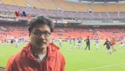 Indonesia dan Sepakbola di AS - Liputan Sports VOA