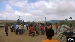 Demolições em Viana (Arquivo)