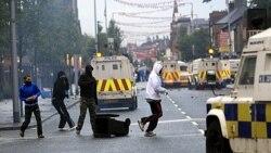 شعله ور شدن مجدد درگيری های مذهبی در ايرلند شمالی