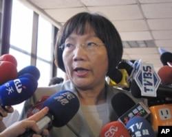 台湾卫生署副署长萧美玲