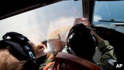 澳大利亞搜索飛機3月27日在搜尋馬來西亞失蹤客機