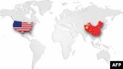Сполучені Штати Америки і Китайська Народна Республіка - країни з найбільшими економіками світу