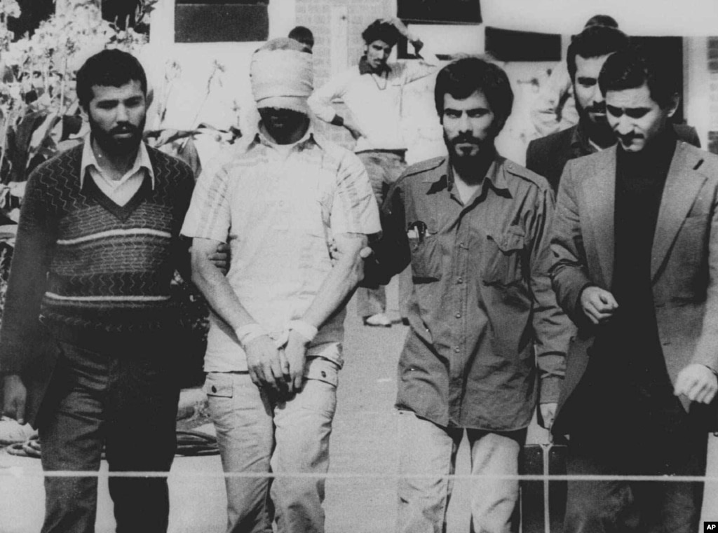 the hostage crisis The us victims of the iran hostage crisis are to receive compensation 36 years  after their ordeal, reports say each of the 53 hostages or their.
