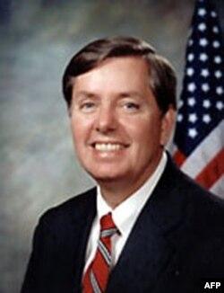 参议员格雷厄姆(资料照片)
