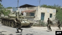 Власти Сомали изгнали исламистов из столицы