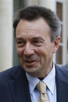 Chủ tịch Hội Hồng Thập Tự Quốc tế Peter Maurer.