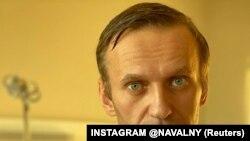 Фото Олексія Навального у лікарні в Берліні з його офіційної сторінки в Instagram
