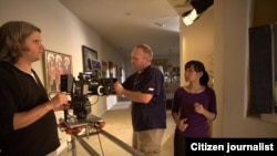 Livi Zheng, sutradara kelahiran Indonesia penggarap film 'Brush with Danger' di AS (foto/dok: Livi Zheng)