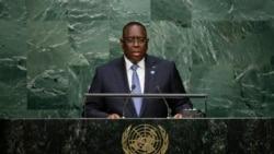 L'envoyée spéciale de Macky Sall au micro d'Abdourahmane Dia