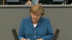 """Merkel: """"No hay soluciones fáciles"""""""