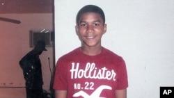 Hình ảnh do gia đình của Trayvon Martin cung cấp. Martin, 17 tuổi, đã bị tình nguyện viên khu phố George Zimmerman bắn chết tại thị trấn Sanford, Florida vào ngày 26/2/2012