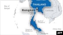 Địa điểm xảy ra vụ việc sát biên giới với Malaysia