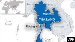 Một loạt vụ nổ súng xảy ra ở miền Nam Thái Lan, khu vực nhiều bất ổn