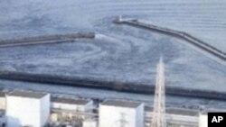 지진당시의 후쿠시마 원전 (자료사진)