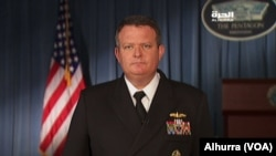 Pentagon Spokesperson Capt. Jeff Davis