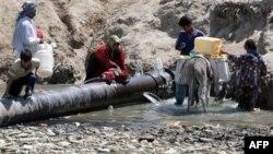 Водные ресурсы – тем, кто в них нуждается
