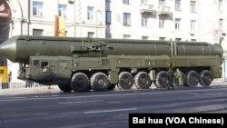 白杨-M战略导弹