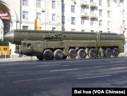 白楊-M戰略導彈
