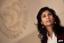 Gita Gopinath. (Foto: dok).