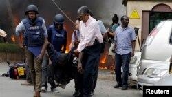 حمله به هتلی به نام «دوسیت» در شمال غربی نایروبی صورت گرفت.